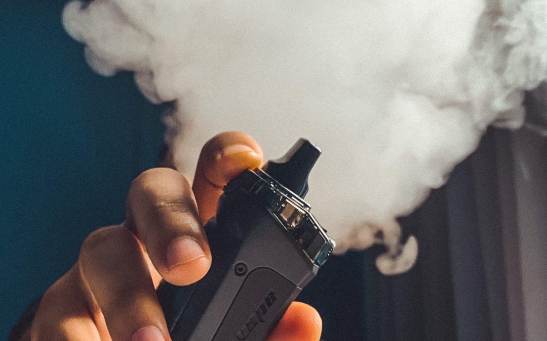 Sådan bruger du en e-cigaret